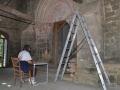Etude des décors peints - Juillet 2011