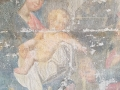 détail de la Vierge à l'Enfant - retable principal